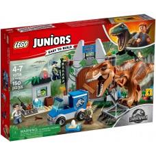 Lego Juniors Побег тираннозавра 10758