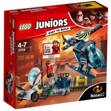 Lego Juniors Эластика: Погоня на крыше 10759