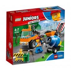 Lego Juniors Грузовик дорожной службы 10750 42748-03 bb-10750