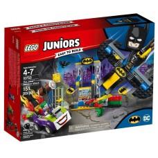 Lego Juniors Нападение Джокера на Бэтпещеру 10753 42358-03 bb-10573