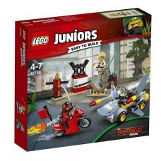 Lego Juniors Ниндзяго: Нападение акулы 10739 42419-03 bb-10739