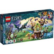 Lego Elves Нападение летучих мышей на Дерево эльфийских звёзд 41196