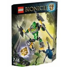 Lego Bionicle Лева - Повелитель Джунглей 70784