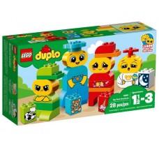 Lego Duplo Мои первые эмоции 10861 42360-03 bb-10861