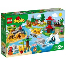 Lego Duplo Животные мира 10907 42680-03 bb-10907