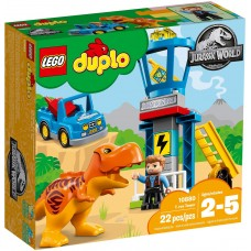 Lego Duplo Башня тираннозавра 10880 42601-03 bb-10880