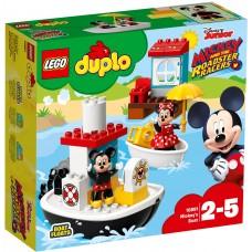 Lego Duplo Катер Микки 10881 42412-03 bb-10881