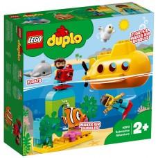 Lego Duplo Путешествие субмарины 10910 42472-03 bb-10910