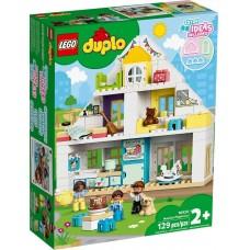 Lego Duplo Модульный игрушечный дом 10929 54172-03 bb-10929