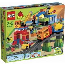 LEGO Duplo Большой поезд Делюкс 10508