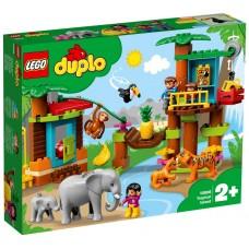 Lego Duplo Тропический остров 10906 42473-03 bb-10906