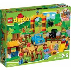 Lego Duplo Лесной заповедник 10584 42674-03 bb-10584