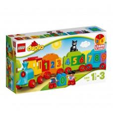 Lego Duplo Поезд «Считай и играй» 10847 42504-03 bb-10847