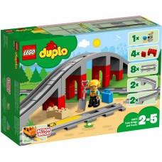 Lego Duplo Мост и железнодорожные пути 10872 42405-03 bb-10872