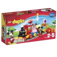 Lego Duplo Парад на День Рождения Микки и Минни 10597 42315-03 bb-10597
