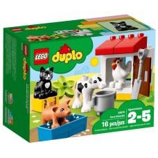 Lego Duplo Ферма: Домашние животные 10870 42726-03 bb-10870