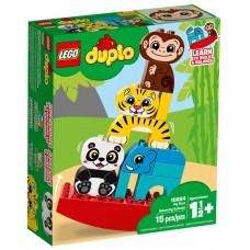 Lego Duplo Мои первые цирковые животные 10884 42666-03 bb-10884