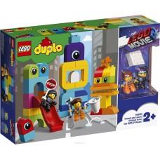 Lego Duplo Пришельцы с планеты Duplo 10895 42826-03 bb-10895