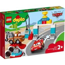 Lego Duplo Гонки Молнии МакКуина 10924
