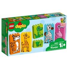 Lego Duplo Мой первый паззл 10885 42667-03 bb-10885