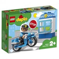 Lego Duplo Полицейский мотоцикл 10900 42827-03 bb-10900