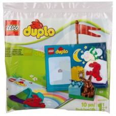 Lego Duplo Зайчик 40167 (подставка для фото) 42357-03 bb-40167
