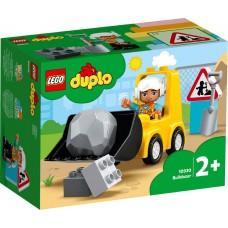 Lego Duplo Бульдозер 10930