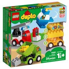 Lego Duplo Мои первые машинки 10886 42668-03 bb-10886