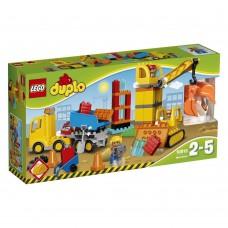 Lego Duplo Большая стройплощадка 10813 42319-03 bb-10813