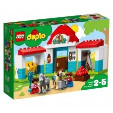 Lego Duplo Конюшня на ферме 10868 42529-03 bb-10868