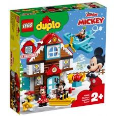 Lego Duplo Летний домик Микки 10889 42679-03 bb-10889