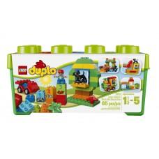 Lego Duplo Универсальный набор Веселая коробка 10572 42509-03 bb-10572