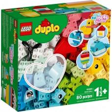 Lego Duplo Коробка-сердце 10909