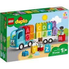 Lego Duplo Грузовик «Алфавит» 10915 54169-03 bb-10915