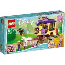 Lego Disney Princess Экипаж Рапунцель 41157 42610-03 bb-41157
