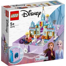 Lego Disney Princesses Книга сказочных приключений Анны и Эльзы 43175
