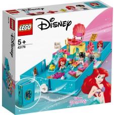 Lego Disney Princesses Книга сказочных приключений Ариэль 43176 54191-03 bb-43176