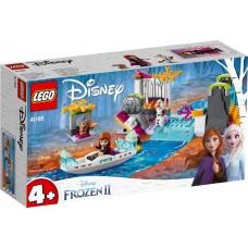 Lego Disney Princesses Экспедиция Анны на каноэ 41165