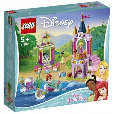 Lego Disney Princesses Королевский праздник Ариэль, Авроры и Тианы 41162 42663-03 bb-41162