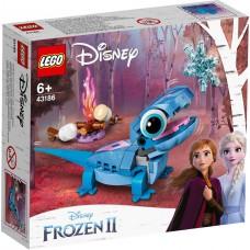 Lego Disney Princesses Саламандра Бруни 43186