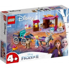 Lego Disney Princesses Дорожные приключения Эльзы 41166