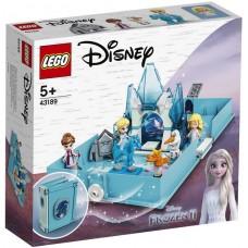 Lego Disney Princesses Книга сказочных приключений Эльзы и Нока 43189