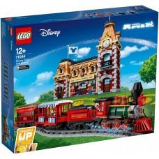 Lego Disney Поезд и станция Лего Дисней 71044