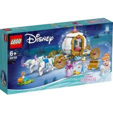 Lego Disney Princesses Королевская карета Золушки 43192
