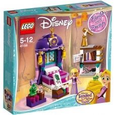 Lego Disney Princess Спальня Рапунцель в замке 41156 42786-03 bb-41156