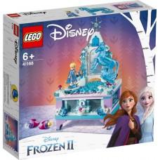 Lego Disney Princesses Шкатулка Эльзы 41168 49016-03 bb-41168