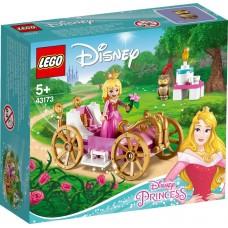 Lego Disney Princesses Королевская карета Авроры 43173
