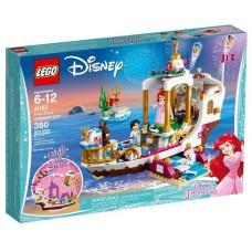 Lego Disney Princess Королевский праздничный корабль Ариэль 41153 42569-03 bb-41153