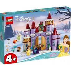 Lego Disney Princesses Зимний праздник в замке Белль 43180