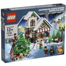 Lego Creator Expert Зимний магазин игрушек 10199
